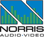 Norris Audio Video Logo